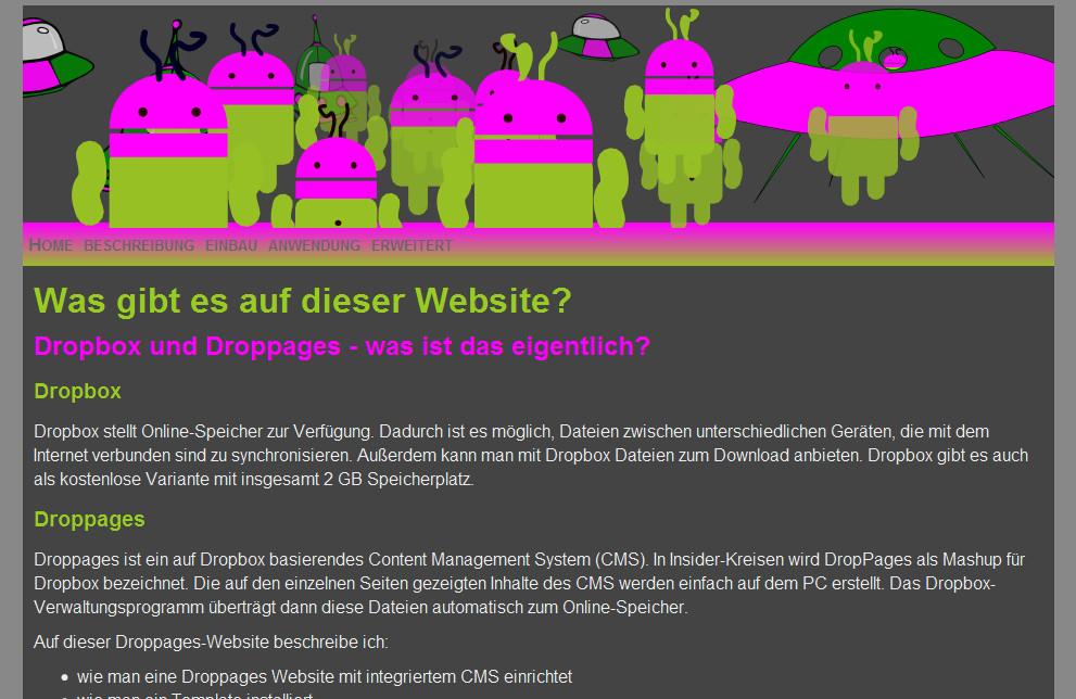 droppages-deutsche