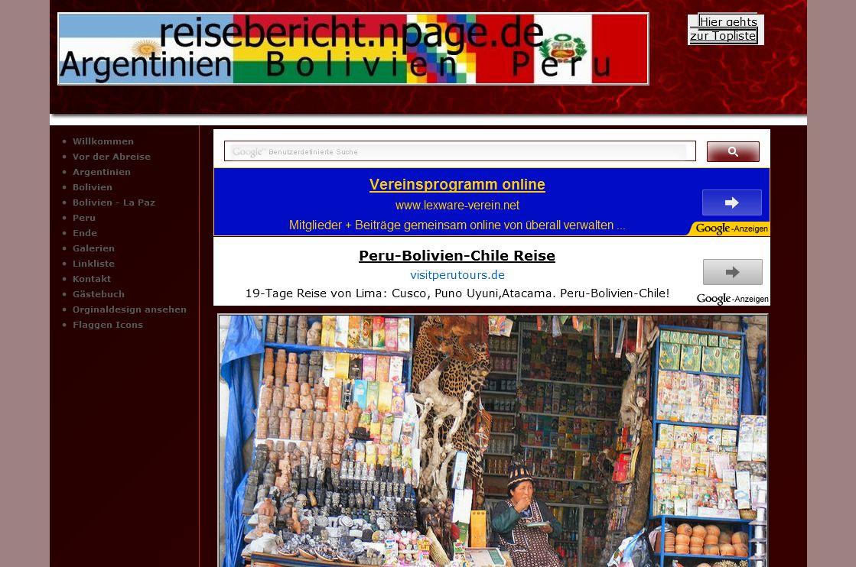 reisebericht.npage.de