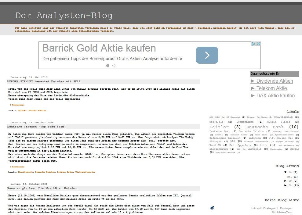 analysten.blogspot.de